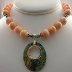 Giveaway | Coral & Sterling Silver Necklace