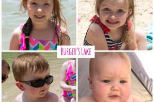 Fun and Sun at Burger's Lake | Fort Worth Moms Blog