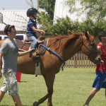 Me & Horses Birthday Party