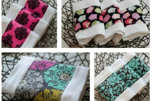 burp cloth - zoe giveaway