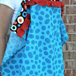 Giveaway | Customizable Mommy Moxie Nursing Cover