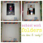 Keeping School Work Clutter Free