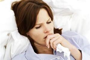 flu lady