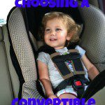Guide to Choosing a Convertible Car Seat