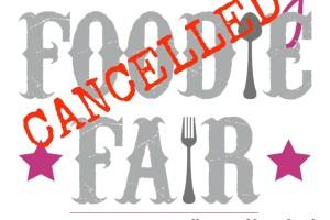 foodie fair cancelled