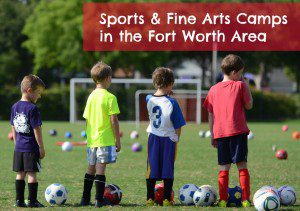 sports and fine arts camps