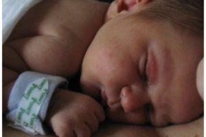 Lewis At Birth