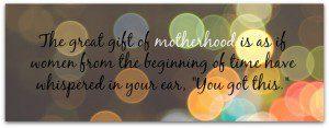 Mothers' Secret