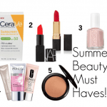 Five Summer Beauty Must-Haves