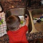 Toddlers and Chores: When, What, and How