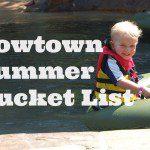 A Cowtown Summer Bucket List