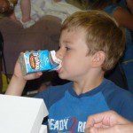 Helping Hungry Kids: TAFB's Summer Food Service Program