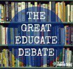 educate debate