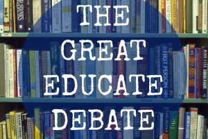 educate debate