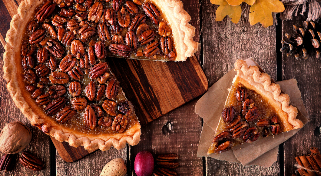 Have pecan pie on Pi Day.