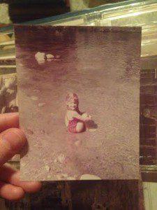 joanna at the river