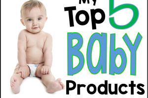 Top Five Baby Product Pic