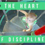 Showing the Heart of Discipline
