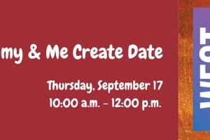 Mommy & Me Create Date