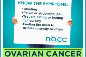 Ovarian Cancer Awareness