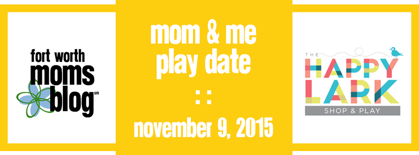 Mom and Me Play Date