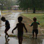 The Magic of the Rain