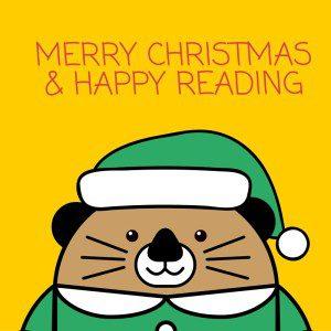 Merry christmas & happy reading