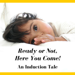Ready or Not, Here You Come: An Induction Tale
