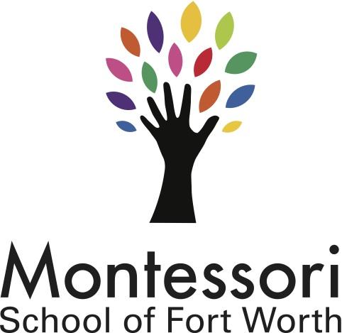montessori, fort worth, logo