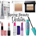 Five Beauty Updates for Spring