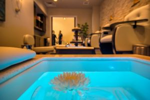 Woodhouse Spa Pedicure and Manicure Room
