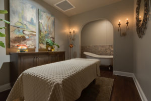 Woodhouse Spa Massage Room