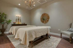 Woodhouse Spa Couples Massage Room