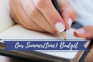 Summertime schedule