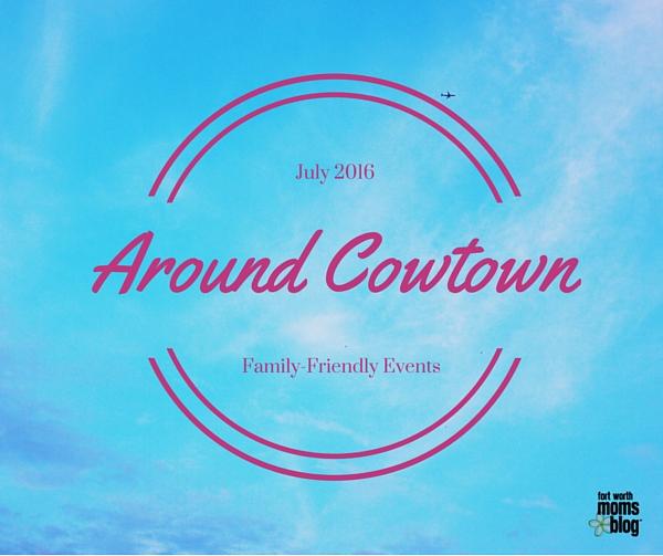 Around Cowtown July