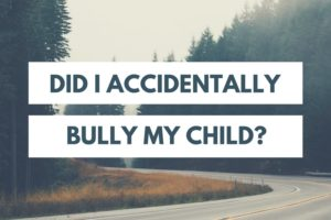 Parental Bullying, Bullying, Bully