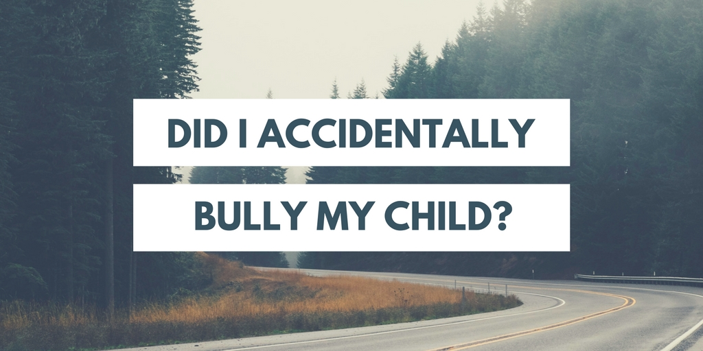 Parental Bullying, Bullying, Bully