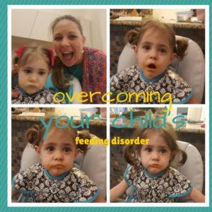Toddler feeding disorder