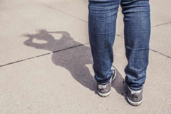 Boy Shadow