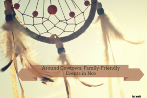 Around Cowtown Family Friendly Events November