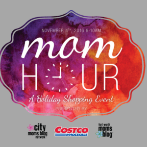Costco Mom Hour grey