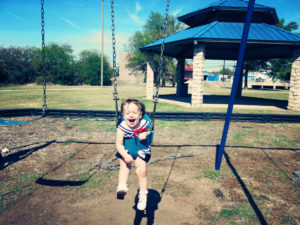 Playground, Swinging