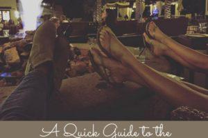 fire feet