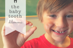baby tooth title