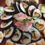 Things Learned from Turkey and Sushi