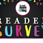 GIVEAWAY :: 2019 Reader Survey