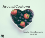 Around Cowtown Feb 2017