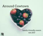 Around Cowtown Feb 2017