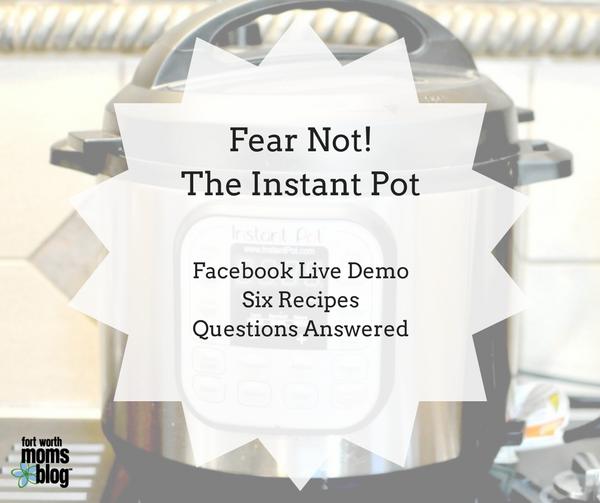 Instant Pot demo