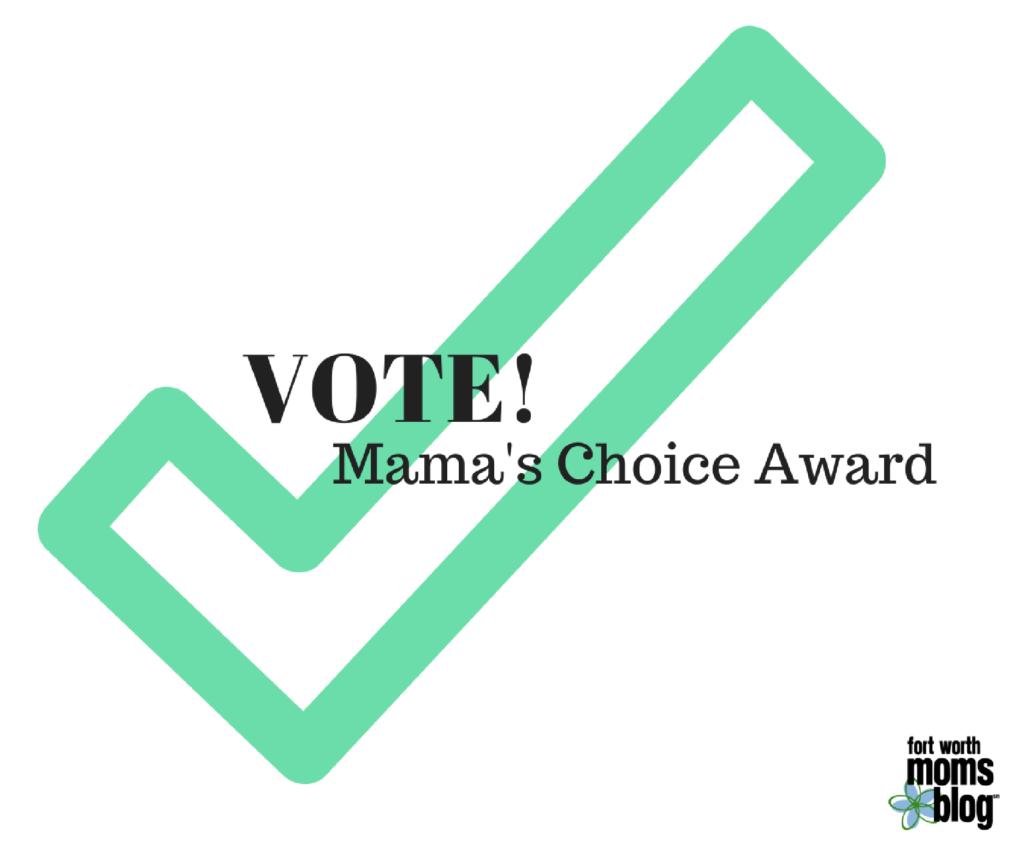 Mama's choice award